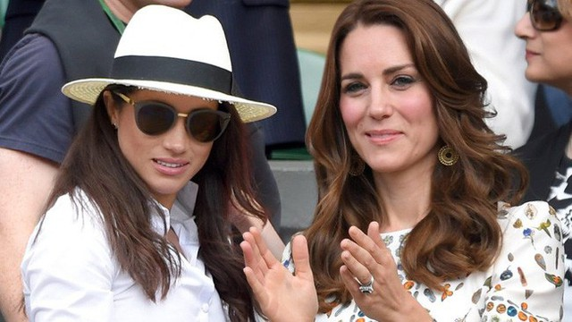 Kate thua em dâu về hiệu ứng đám đông.
