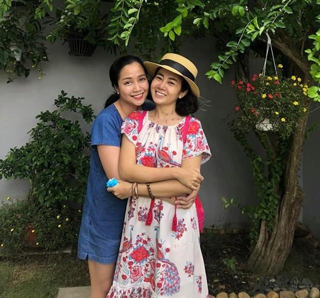 Ốc Thanh Vân chơi thân với Mai Phương nhiều năm qua.
