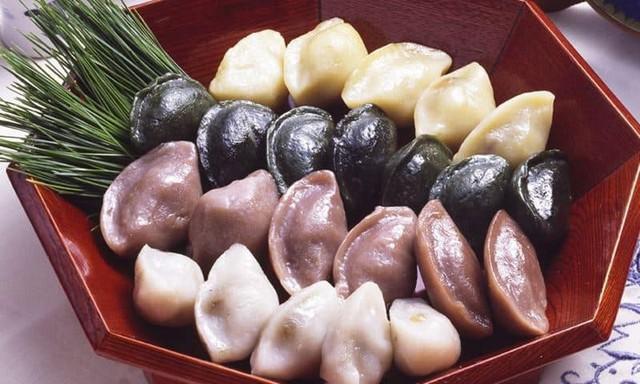 Bánh Songypeon – món ăn truyền thống của người Hàn trong Tết Trung thu