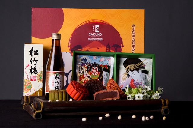 Set quà Trung thu được giảm tới 45% tại hệ thống siêu thị Sakuko Japanese Store