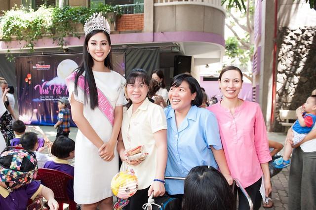 Rất nhiều sự ngưỡng mộ, yêu mến giành cho Hoa hậu Tiểu Vy