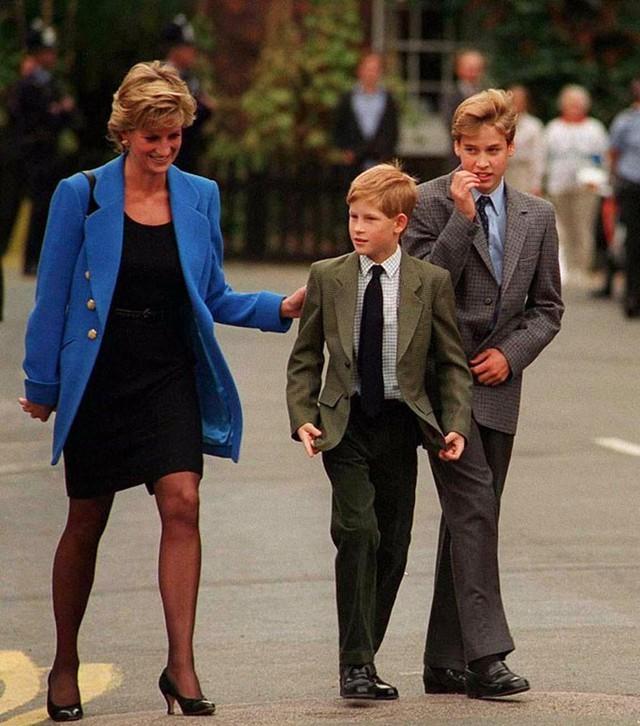 William là người thừa kế ngai vàng đầu tiên theo học trường công lập, một quyết định được cho là của Diana. Trong khi đó, Nữ hoàng học tại cung điện, giống như em gái của bà, Công chúa Margatet.