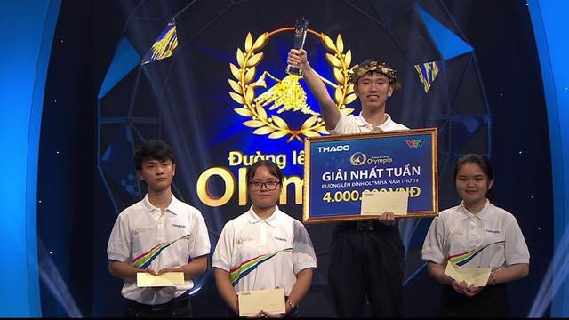 Nguyễn Hoàng Minh được kỳ vọng sẽ làm nên chuyện tại Olympia 19 vì đã đạt được điểm số rất cao ở cuộc thi Tuần