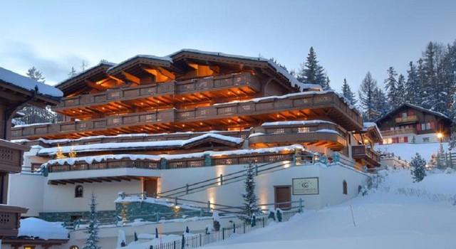 Guarda Golf Hotel & Residences (Thụy Sĩ) là nơi gia đình chị Trang vừa trải nghiệm