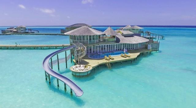 Maldives - một trong 4.300 điểm đến của RCI mà thành viên của FLC Holiday có thể tận hưởng