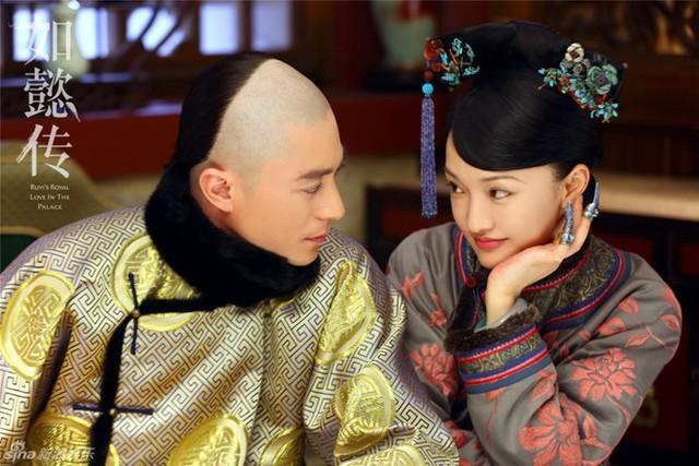 Cặp đôi chính của Hậu cung Như Ý Truyện nhận gần 200 triệu NDT (680 tỷ đồng) thù lao.
