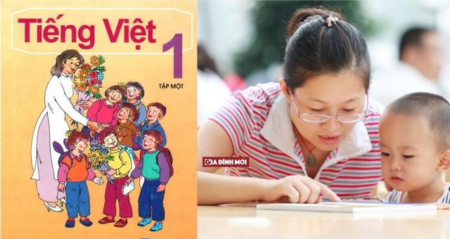' Cách đánh vần Tiếng Việt trong sách giáo khoa Tiếng Việt 1 đang được áp dụng rộng rãi '