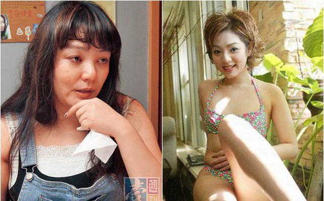 Á hậu Trung Quốc Tạ Y Kỳ sống khốn khó từ nhiều năm nay sau khi vụ việc chăn dắt chân dài đi khách của cô bị bại lộ.