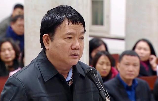 Ông Đinh La Thăng lĩnh 13 năm tù, Trịnh Xuân Thanh án chung thân