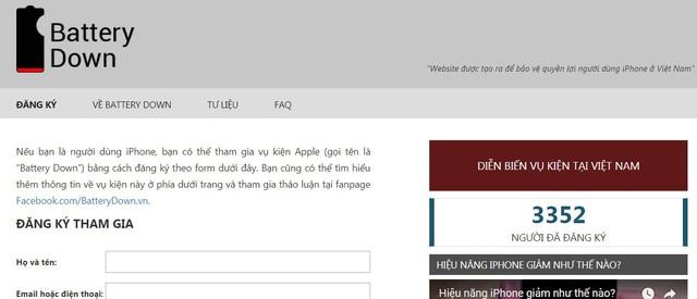 Vụ kiện Apple tại Việt Nam: Số người tham gia không ngừng gia tăng
