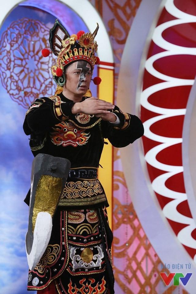 Diễn viên Bình Minh trong vai Thiên Lôi