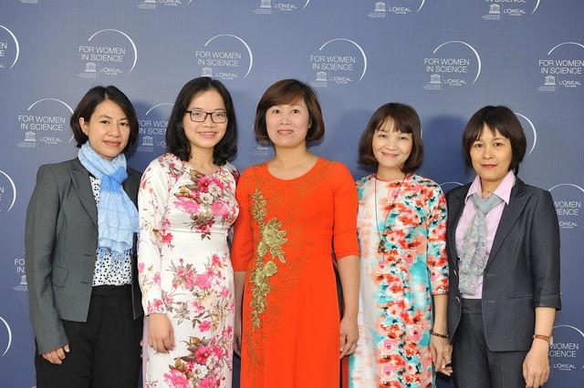 5 nhà khoa học nữ được vinh danh năm 2017