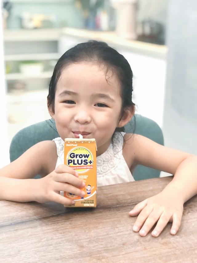 Grow Plus+ được các bé rất thích và mang theo khi đến trường