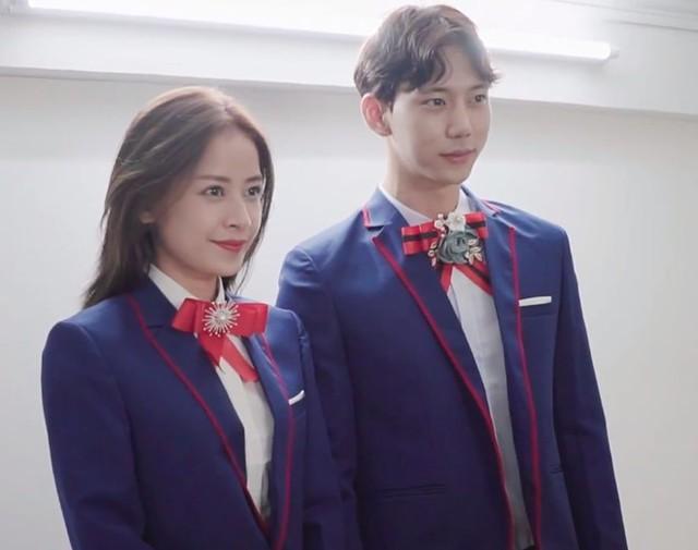 Hình ảnh trong dự án hợp tác giữa Chi Pu và Jin Ju Hyung