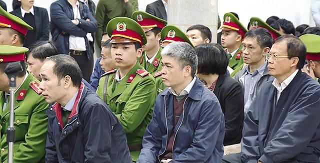 Vụ án Đinh La Thăng, Trịnh Xuân Thanh và đồng phạm: Nhiều lời khai quan trọng tại tòa