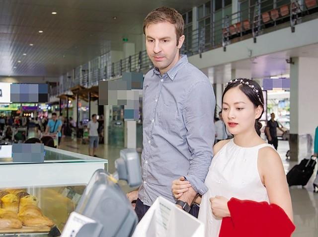 Diễn viên Lan Phương chia sẻ về bạn trai người Anh