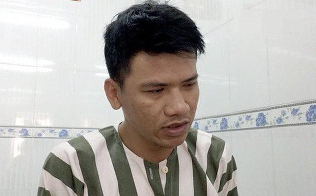 Nguyễn Dương Khánh lúc mới bị bắt