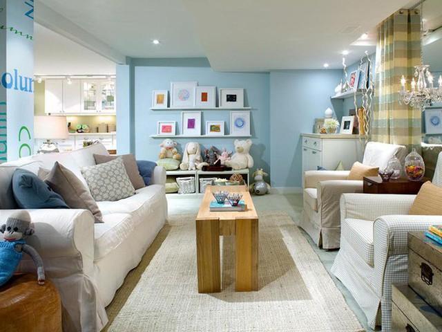 Pastel được đánh giá là gam màu dễ sử dụng và lý tưởng cho nhiều không gian sống của gia đình.
