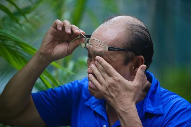 Nghệ sĩ Duy Phương khẳng định bị ảnh hưởng sau chương trình Sau ánh hào quang tập 10. Ảnh: Hải An.