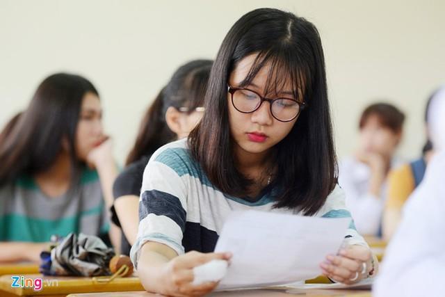 Nhiều học sinh chưa được tư vấn kỹ về hướng nghiệp khi bước vào môi trường đại học. Ảnh minh họa: Anh Tuấn.