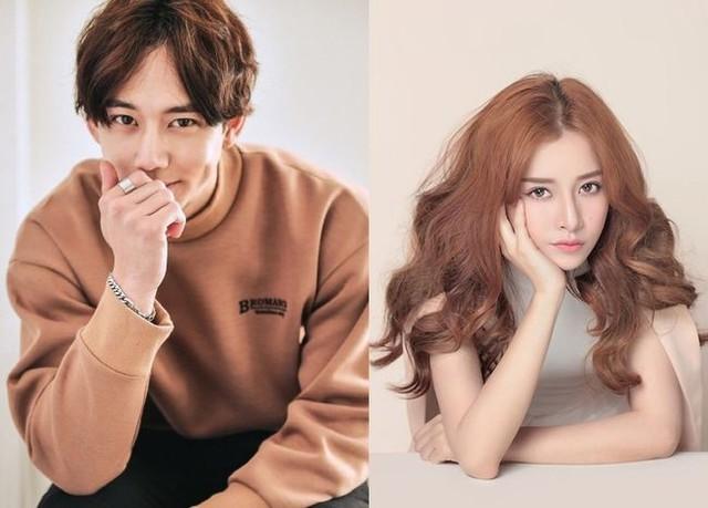 Báo Hàn đưa tin độc quyền Chi Pu hẹn hò nam diễn viên Hàn Quốc điển trai Jin Ju Hyung