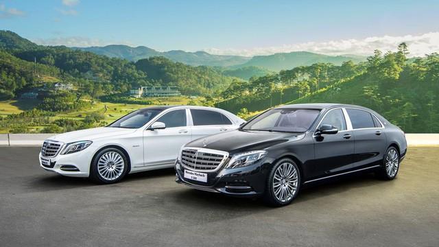 Mẫu xe này thuộc hãng có doanh số bán xe sang cao nhất VN năm 2017