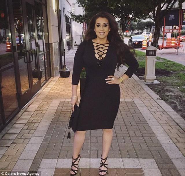 Cô đã có màn lột xác ngoạn mục khi giảm 46kg và trở nên nổi tiếng trên Twitter.