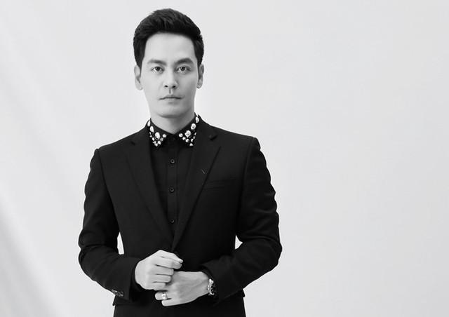 MC Phan Anh vẫn giữ nguyên vai trò giám khảo. Ảnh: BTC.