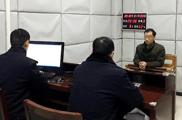 Vở kịch đòi tiền vợ của Lưu Phong nhanh chóng bị cảnh sát vạch trần.