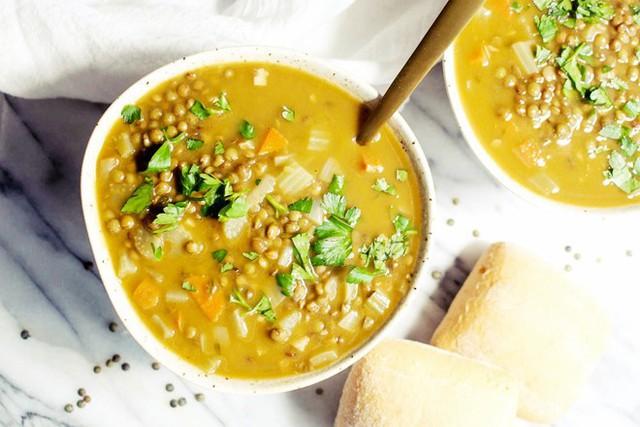 Canh súp sẽ lên ngôi nhờ hàm lượng dinh dưỡng cao vượt trội.