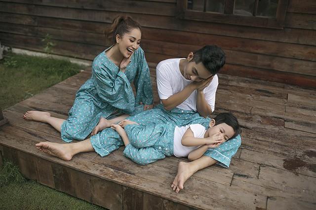 Cặp đôi đã có con trai đầu lòng Kubi hơn 2 tuổi.