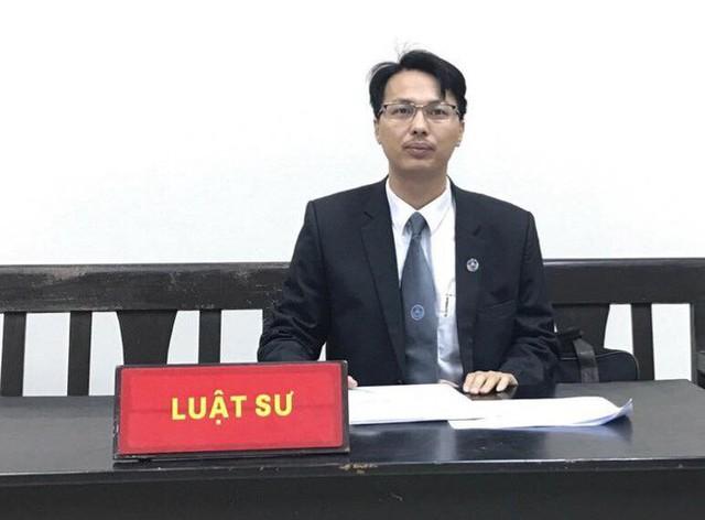 Luật sư Đặng Văn Cường - Trưởng văn phòng luật sư Chính Pháp - Đoàn luật sư TP Hà Nội