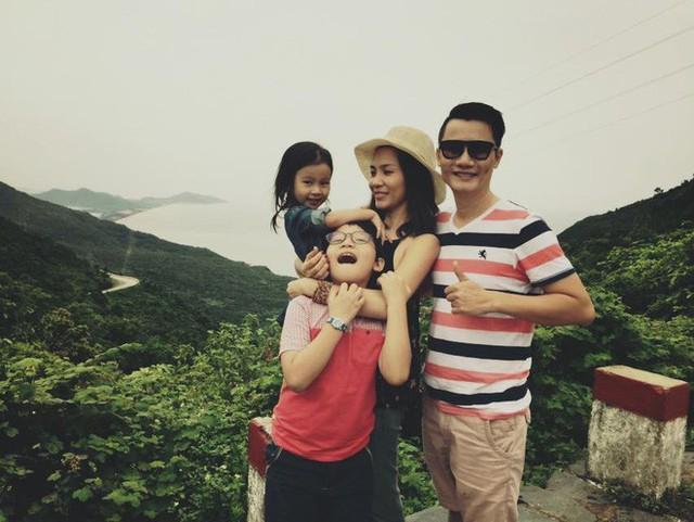 Hạnh phúc của Thanh Thảo là có một người chồng luôn yêu thương cô chân thành.