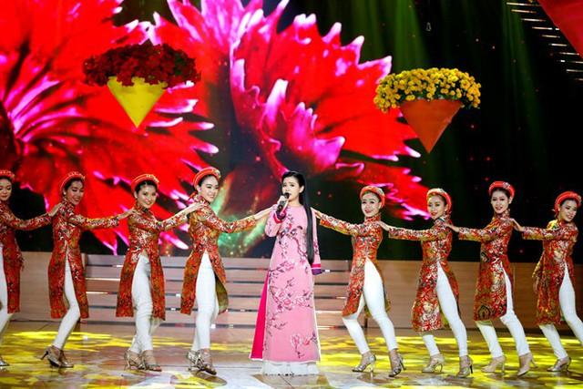 Quỳnh Trang được đánh giá cao hơn các đêm thi trước. Ảnh: BTC.