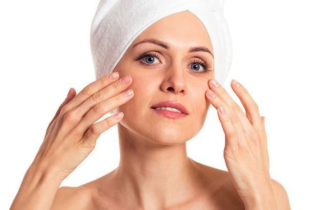 Bạn sẽ nhận thấy sự cải thiện rõ rệt của làn da.