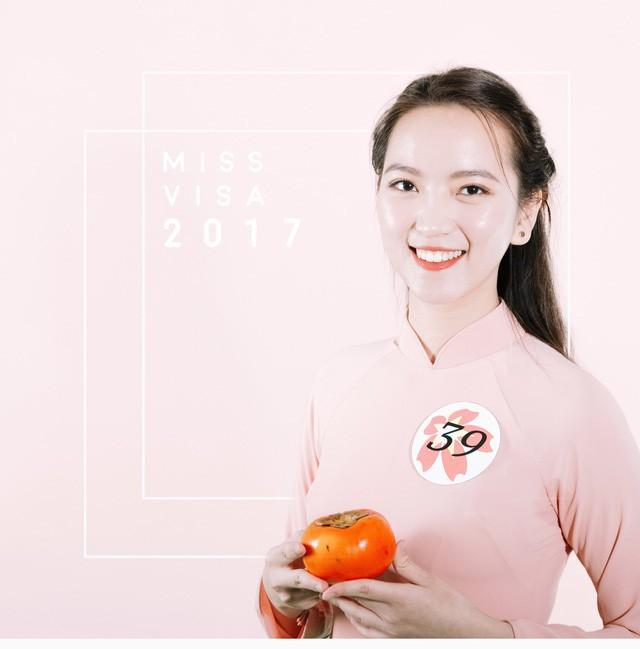 Ngô Hương Giang sinh năm 1998 đến từ Tokyo International University.