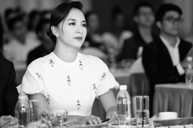 Những năm gần đây, Á hậu gắn với hình ảnh quyền lực đằng sau một trong cuộc thi nhan sắc lớn của Việt Nam.