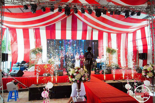 10 đám cưới Việt trong năm 2017 không phải của sao showbiz nhưng cực kỳ xa hoa khiến MXH nô nức chỉ dám nhìn không dám ước - Ảnh 46.