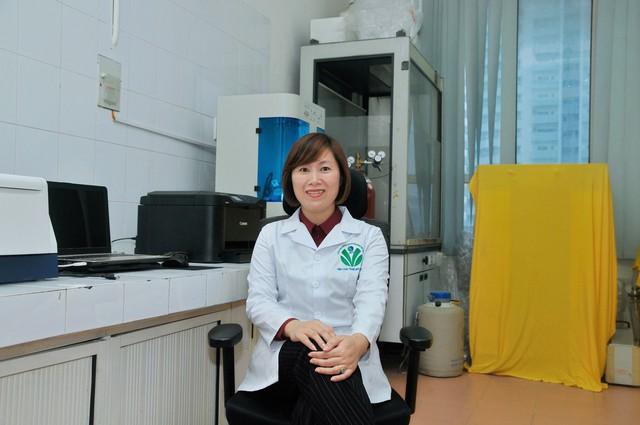 Trong thời gian tới, Tiến sĩ Dung sẽ đẩy mạnh ứng dụng công nghệ nano bạc trong lĩnh vực nông nghiệp như công nghệ bảo quản nông sản sau thu hoạch, xử lý bệnh hại trên cây trồng, vật nuôi.