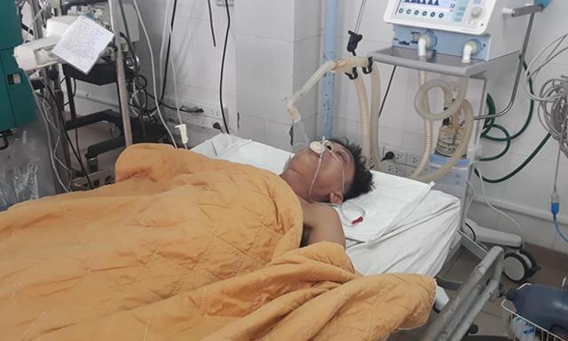 Bệnh nhân Nhật được truyền gần 5 lít bia vào cơ thể để kéo dài thời gian giải độc. Ảnh: VNE