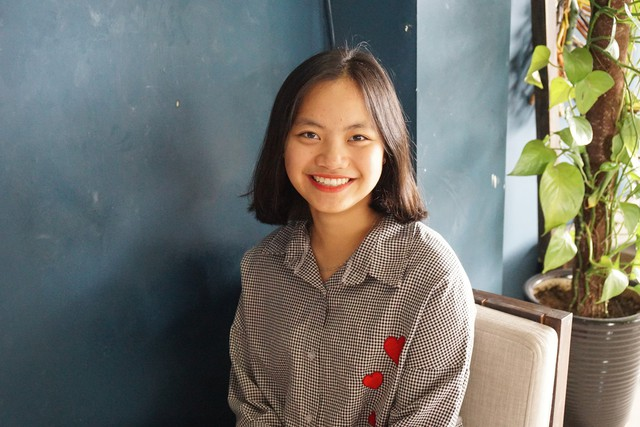 Ngô Mỹ Linh nhận được học bổng toàn phần ở ngôi trường đắt giá UNIS Hà Nội trong 5 năm