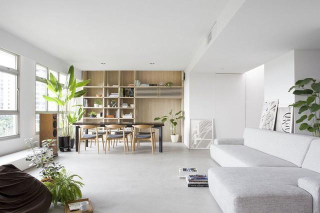Tìm không gian phù hợp cho khu vực ăn uống bên trong căn hộ đô thị nhỏ.