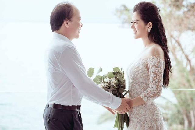 Cuộc hôn nhân với Thứ trưởng Bộ Tài chính từng khiến Hiền Anh mất bình tĩnh.