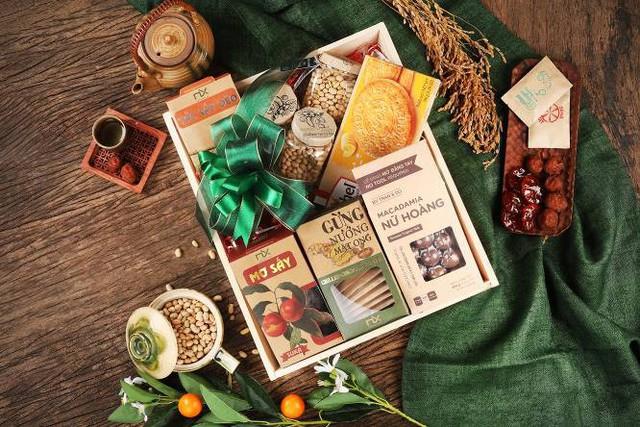 VinMart &VinMart+ tung ra hơn 20 loại giỏ quà Tết phong phú về chủng loại cho khách hàng lựa chọn, tập trung vào các sản phẩm tự nhiên, tốt cho sức khỏe