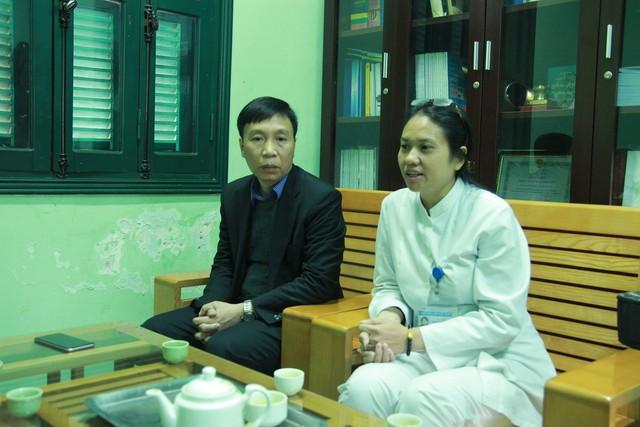 ThS.BS Nguyễn Thị Thu Hà. Ảnh:Bảo Loan