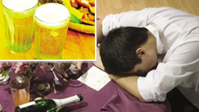 Các chuyên gia y tế cảnh báo, người dân tuyệt đối không tự ý dùng bia để giải rượu, tránh tình trạng ngộ độc nghiêm trọng hơn. Ảnh: TL