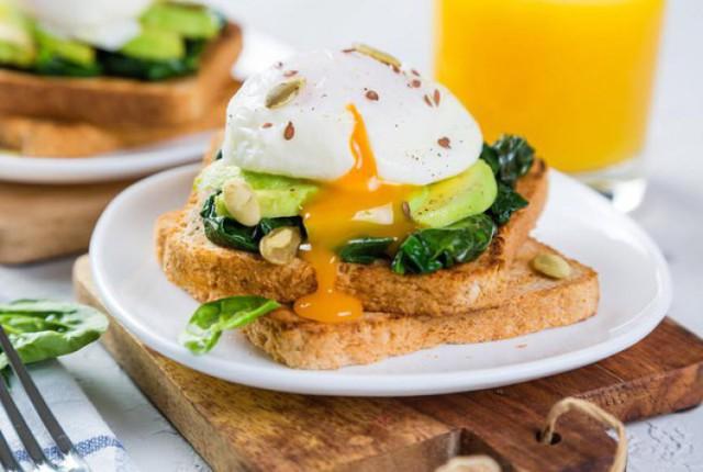 1 quả trứng mỗi ngày rất tốt để ngăn ngừa hoặc kiểm soát tiểu đường type 2 - ảnh: iStock