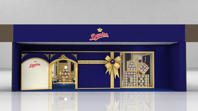 Đến với Lâu đài quà tặng Danisa tại Landmark 81 bạn sẽ chọn được những món quà Tết ưng ý nhất!