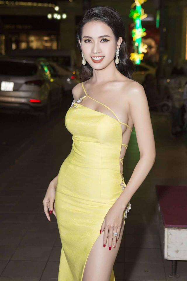 Hoa hậu Phan Thị Mơ.