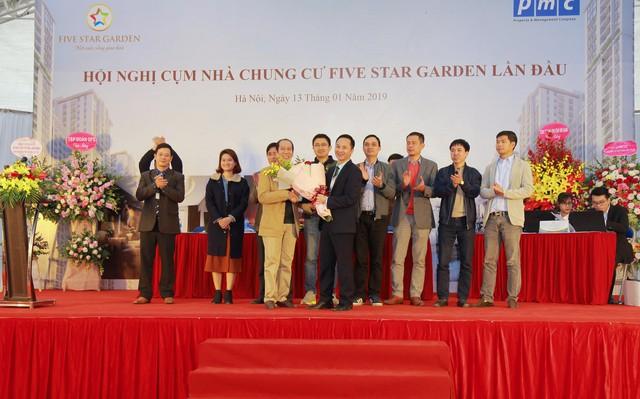 Ban quản trị chính thức Cụm nhà chung cư Five Star Garden ra mắt các chủ sở hữu.